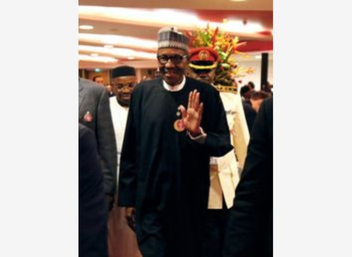 Il presidente nigeriano Buhari