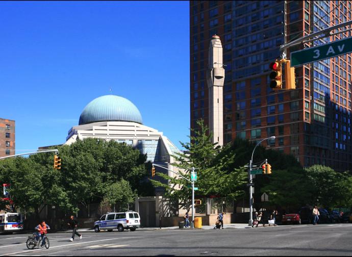 New York, il Centro Culturale Islamico