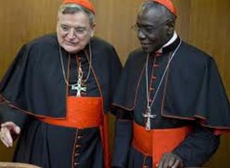 Due cardinali e la Chiesa che attrae