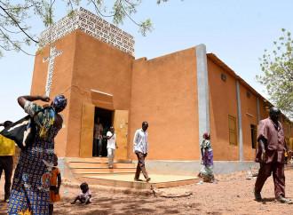 Attacco a una chiesa in Burkina Faso