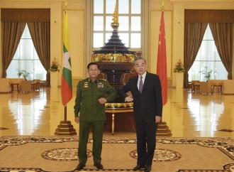 Myanmar, la democrazia vittima della Via della Seta