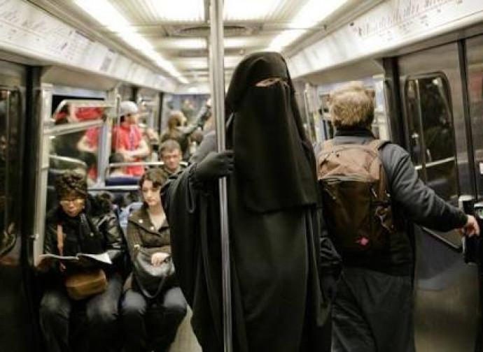 Velo in metro