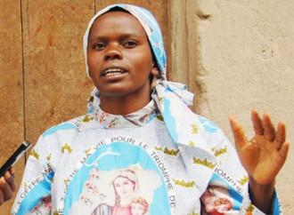 I rifugiati originari del Burundi membri di una comunità religiosa rifiutano l'identificazione biometrica