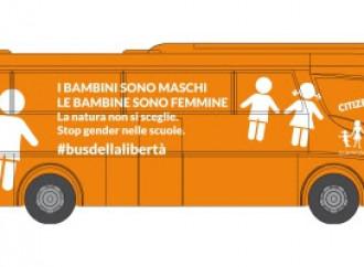 L'Istituo di Autodisciplina Pubblicitaria vuole bloccare la campagna del Bus delle libertà