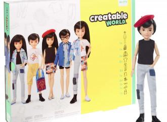 Mattel e la bambola gender fluid