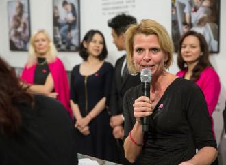Onu consegna i diritti delle donne a paladina dell'aborto