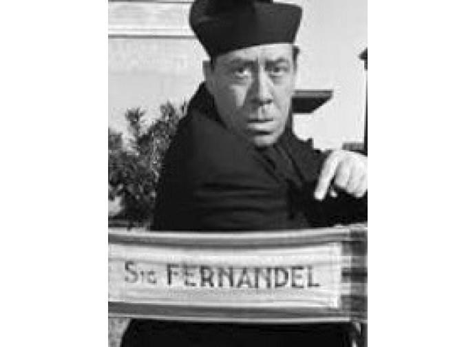 Fernandel, interprete di Don Camillo