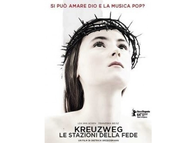 "La locandina del film ""Kreuzweg"""