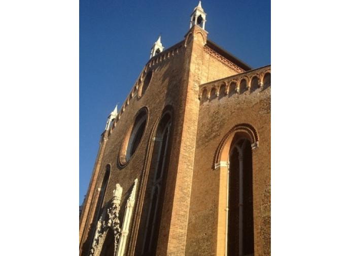 La chiesa di Santo Stefano a Venezia