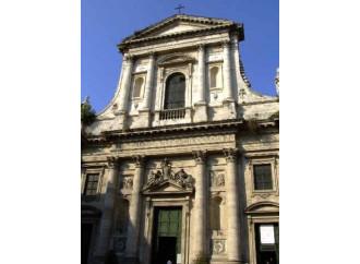 In pellegrinaggio nella Basilica dei Fiorentini