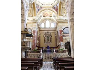 La spina della Croce e le 179 reliquie dei santi