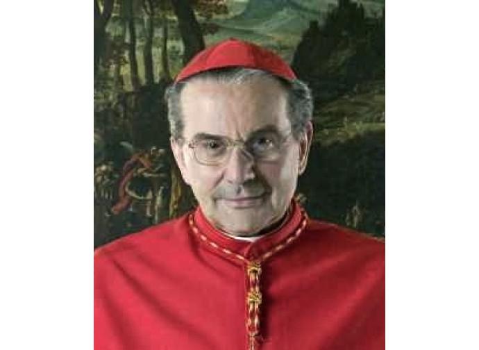 Il cardinale Carlo Caffarra