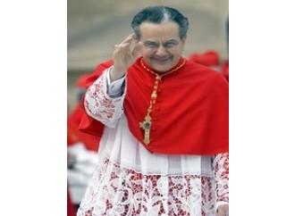 Minacce e intimidazioni per il cardinale Caffarra