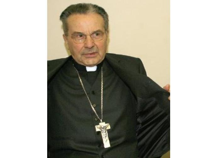 Il cardinale Caffarra