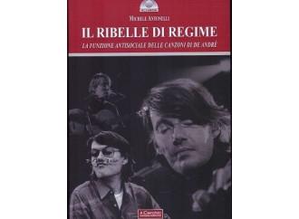 """Fabrizio De André, una chitarra ribelle per il """"regime"""""""