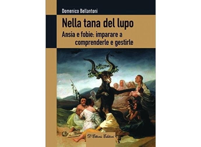 La copertiuna dl libro di Domenico Bellantoni, Nella tana del lupo