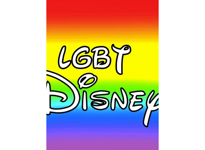 Disney in versione arcobaleno