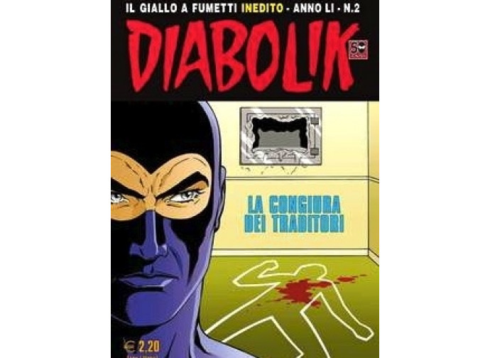 Il fumetto di Diabolik