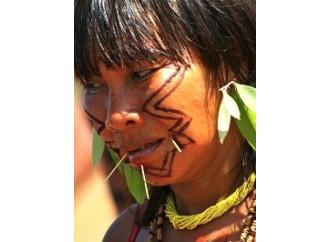 Gli ecologisti, l'indio e la sua pelle di leopardo