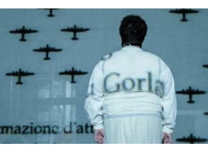 La rappresentazione teatrale di Gorla, fermata Gorla