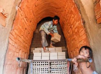 Dal 5 giugno è vietato far lavorare i bambini nelle fornaci