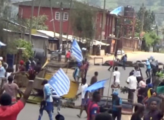 Camerun. 33.000 cittadini di lingua inglese in fuga