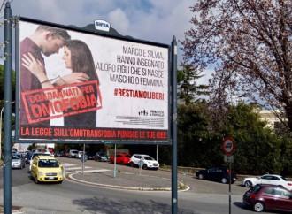 Omofobia, legge contro democrazia e Costituzione