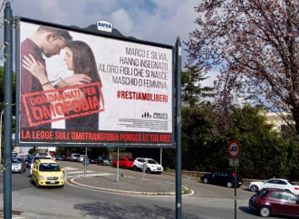 Omofobia, una legge che discrimina gli omosessuali