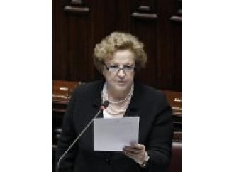 Cancellieri indebolita, larghe intese a rischio