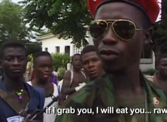 """Non solo mafia. Sacrifici e cannibali: """"costumi"""" d'Africa"""