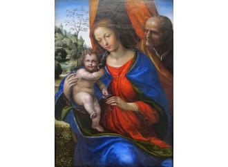 Dio ha scelto una Madre per incontrare il mondo