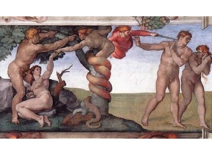 Peccato Originale - Cappella Sistina
