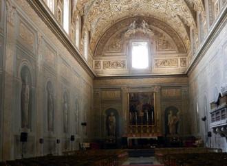 La cantoria di Paolo V, capolavoro per il culto divino