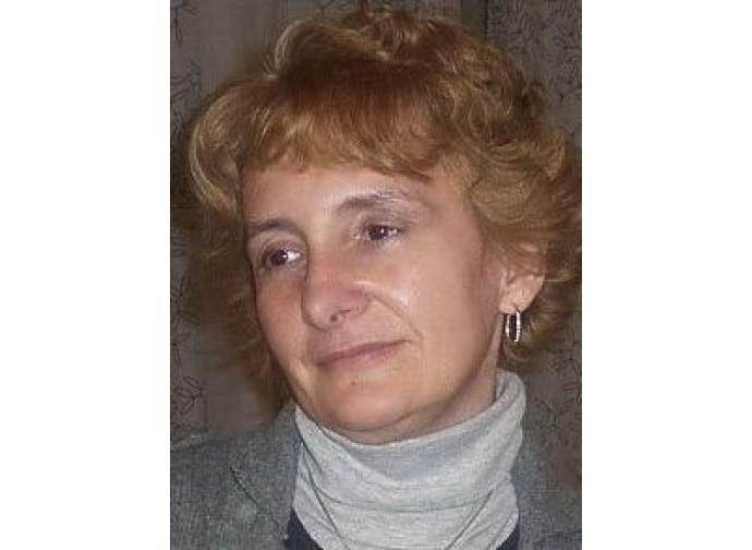 La professoressa Adele Caramico
