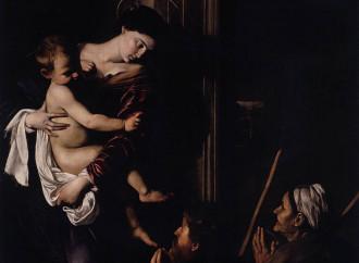 La Madonna dei pellegrini che rompe gli schemi tradizionali