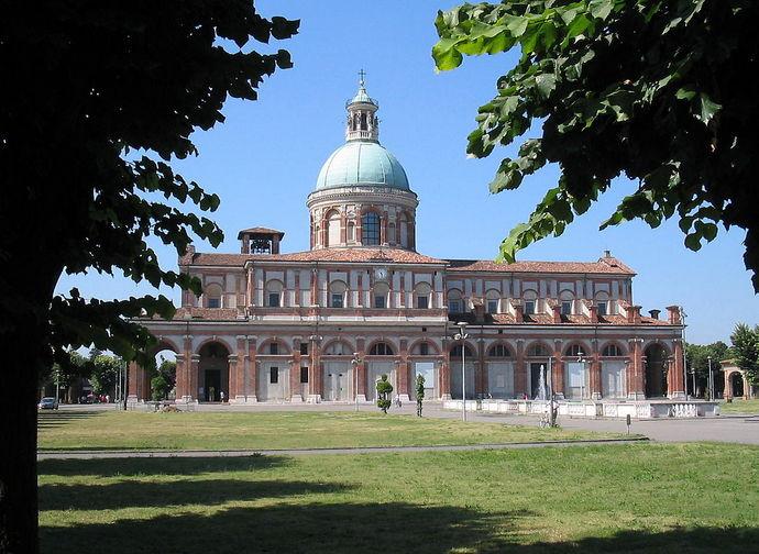 Il santuario di Caravaggio