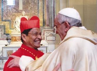 Il cardinal Bo e la Chiesa senza Chiesa