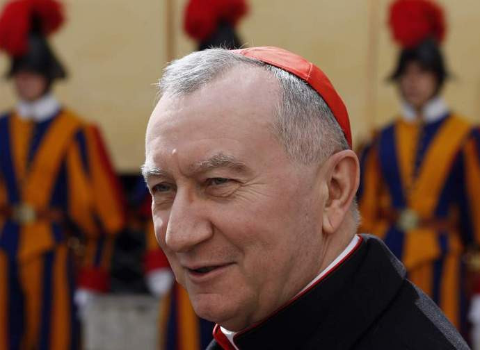 Il cardinale Parolin