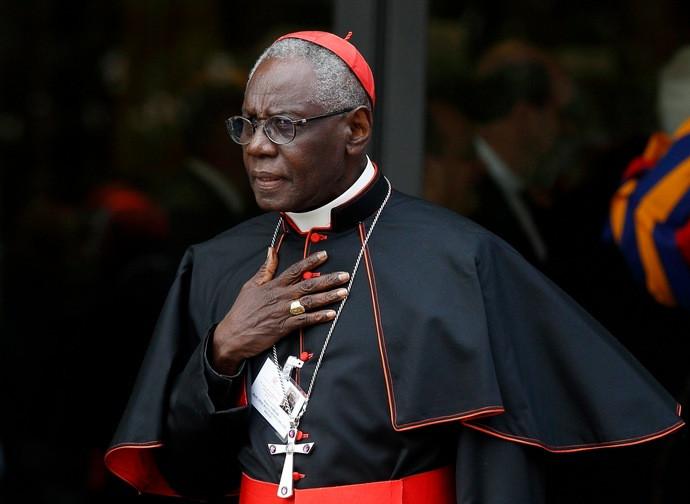 Kardinal Robert Sarah