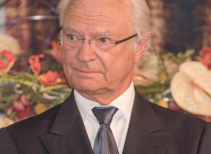 Carlo XVI Gustavo di Svezia