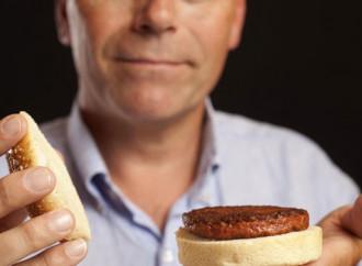 Carne sintetica contro il global warming