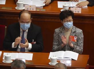 """La Cina si prende Hong Kong con la legge sulla """"sicurezza"""""""