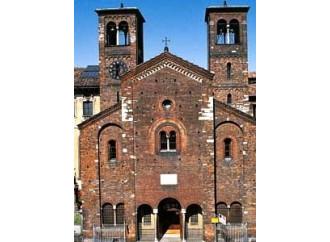 La chiesa del Santo Sepolcro nel cuore di Milano