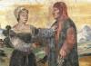 Petrarca vuole perdersi nella selva oscura di Dante. (Per amore)