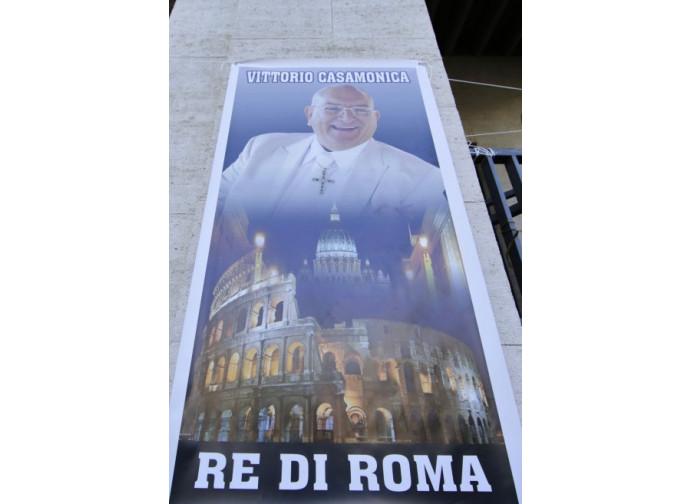 """Casamonica """"Re di Roma"""""""