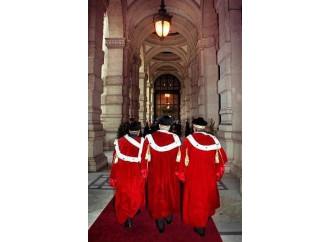 Giudici di parola: nozze gay  per dimenticanza