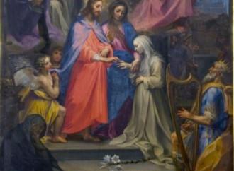 Il giglio e il libro di Caterina da Siena