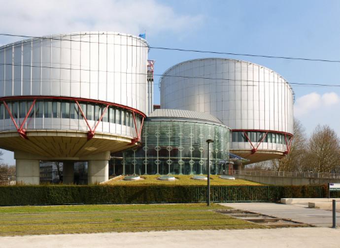 Sede della CEDU a Stasburgo
