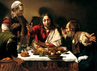 Caravaggio: lo stupore veritiero di chi vede il risorto