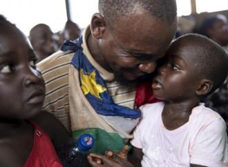 Tornano a casa i primi rifugiati centrafricani
